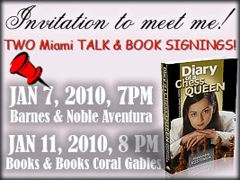 Kosteniuk Book Signings