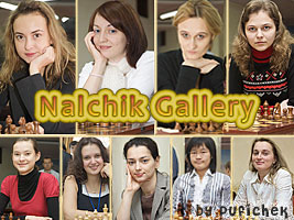Watch Pufichek chess portraits from the World Chess Championship in Nalchik