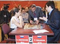 20091116_201Kosteniuk-Kramnik