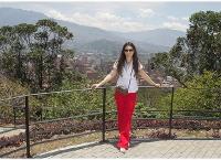 Kosteniuk in Medellin tourism 2010