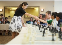 Kosteniuk simul Indialantic Space Coast 2010