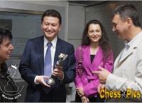 Caissa Award 2010