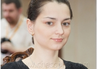 Beautiful Women Chess Players from Nalchik