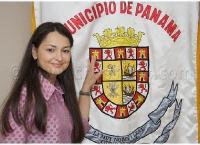 Kosteniuk in Panama 2009
