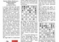 Revue Suisse des Echecs  (September 2003, German)
