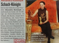Schweizer Illustrierte  (February 3, 2003, German)
