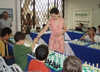 Simul for children in Cali, Colombia