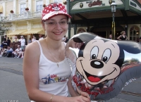 Visit to Walt Disney world, Orlando, Florida (USA)