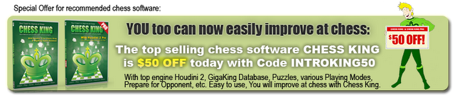 Chess King top selling chess software