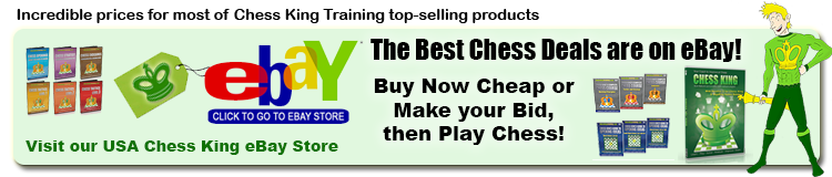 Chess King Ebay Store by Alexandra Kosteniuk