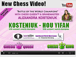 Kosteniuk beats Hou Yifam