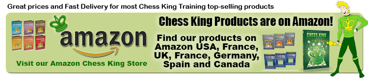 Best Chess Deals are on Chess King's Amazon Shop