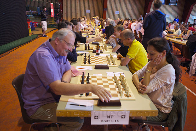 Alexandra Kosteniuk won the Swiss Chess Championship in Grächen