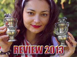 Chess Queen Alexandra Kosteniuk