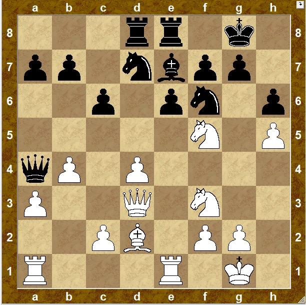 Kosteniuk beats Charochkina