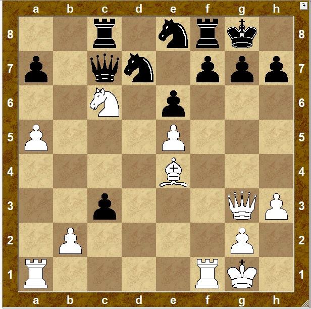 Kosteniuk beats Edouard