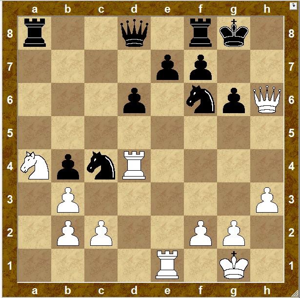 Kosteniuk beats Pavlidou